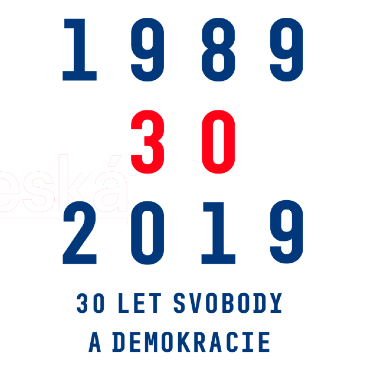 30 let svobody s demokracie